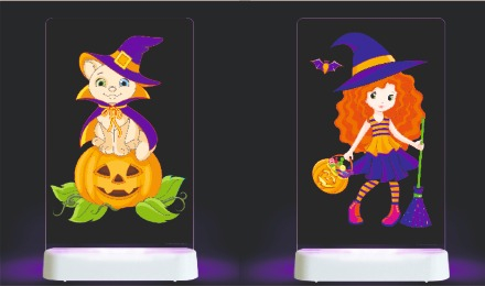 Lumenico Halloween Colour & Shine